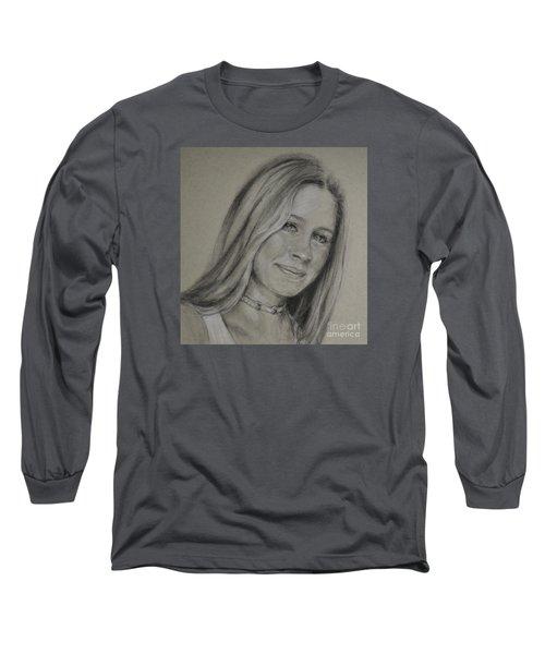 Jen Long Sleeve T-Shirt