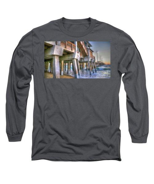 Jennette's Pier Long Sleeve T-Shirt