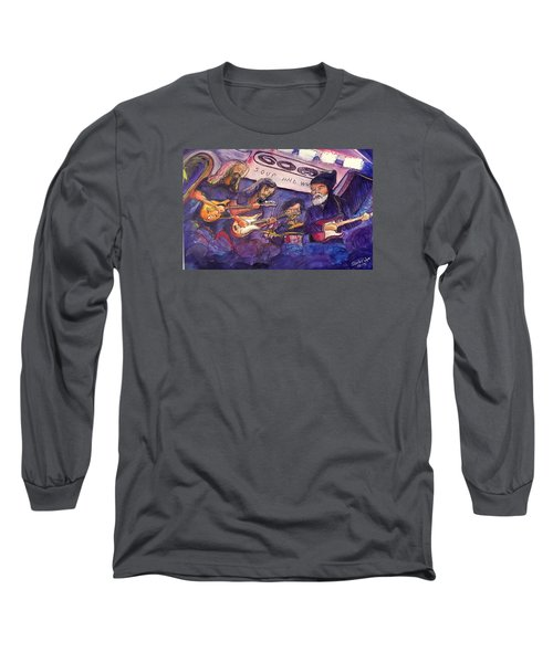 Jerry Joseph And The Jackmormons Long Sleeve T-Shirt