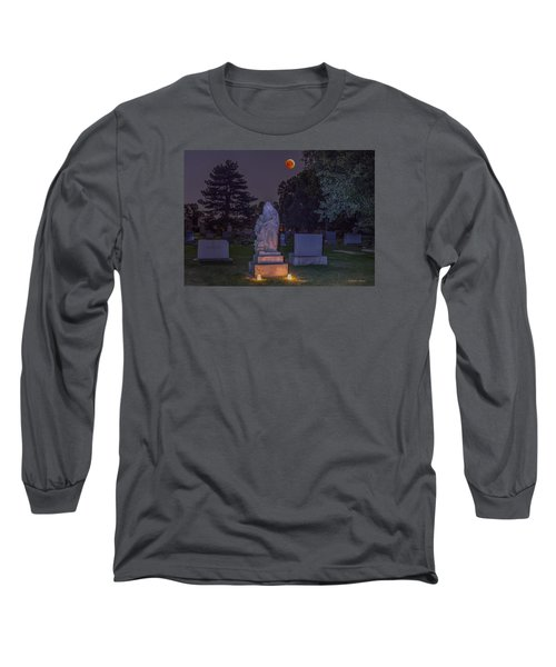 Jessie Monument Under The Blood Moon Long Sleeve T-Shirt