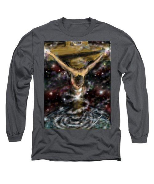 Jesus World Long Sleeve T-Shirt