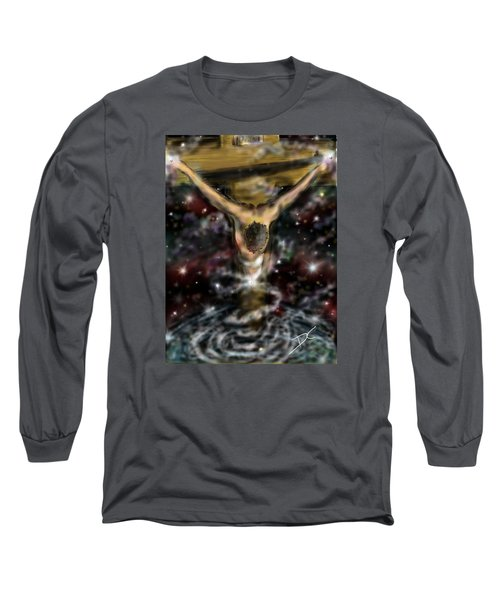 Jesus World Long Sleeve T-Shirt