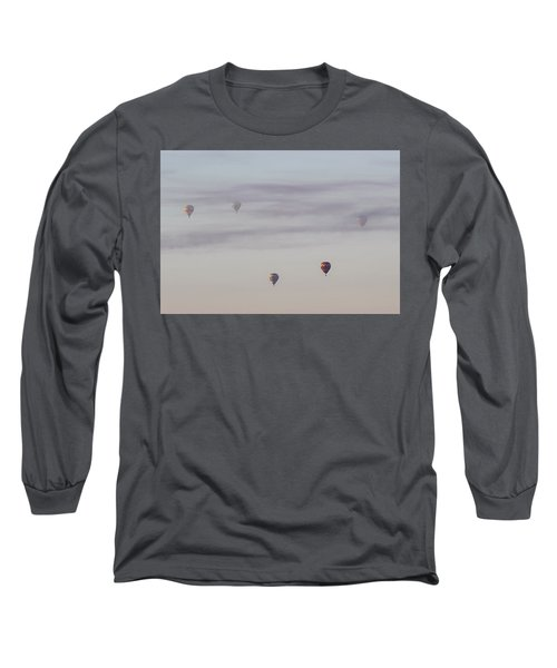 Jet Stream Long Sleeve T-Shirt