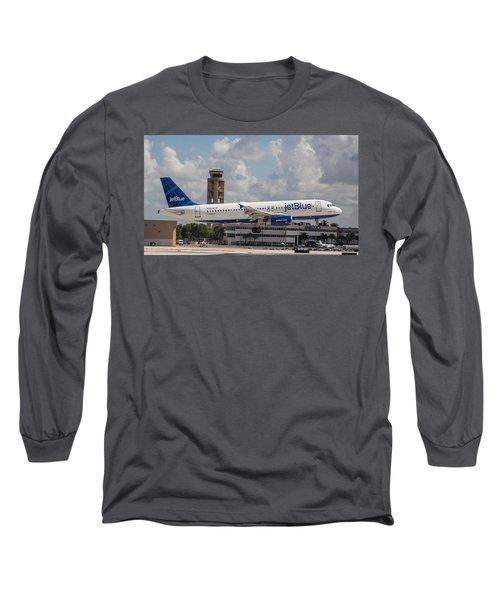 Jetblue Fll Long Sleeve T-Shirt