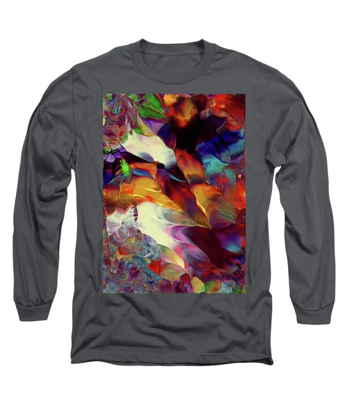 Jewel Island Long Sleeve T-Shirt