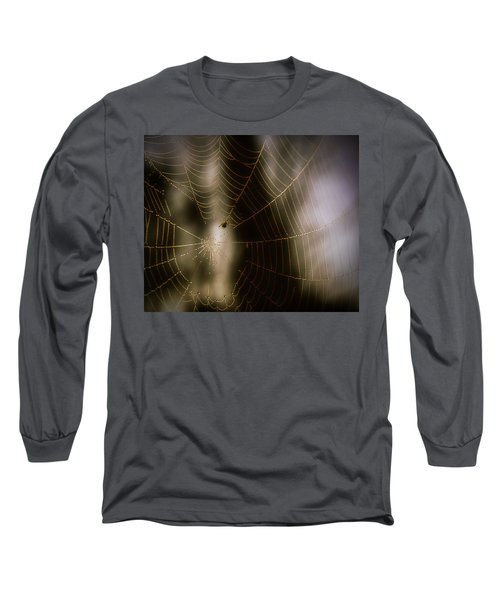 Jeweled Weaver Long Sleeve T-Shirt