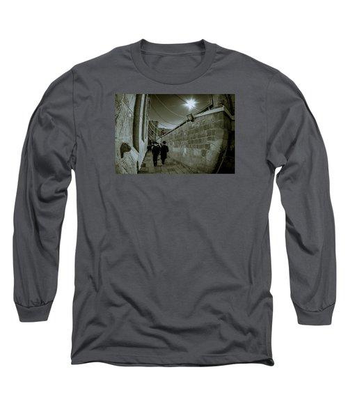Jewish Promenade Long Sleeve T-Shirt