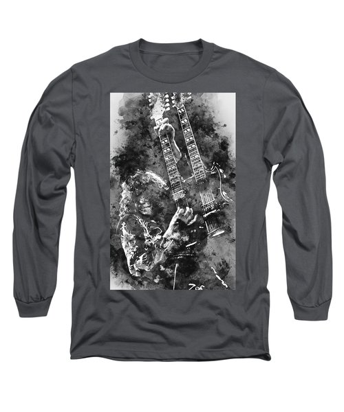 Jimmy Page - 02 Long Sleeve T-Shirt