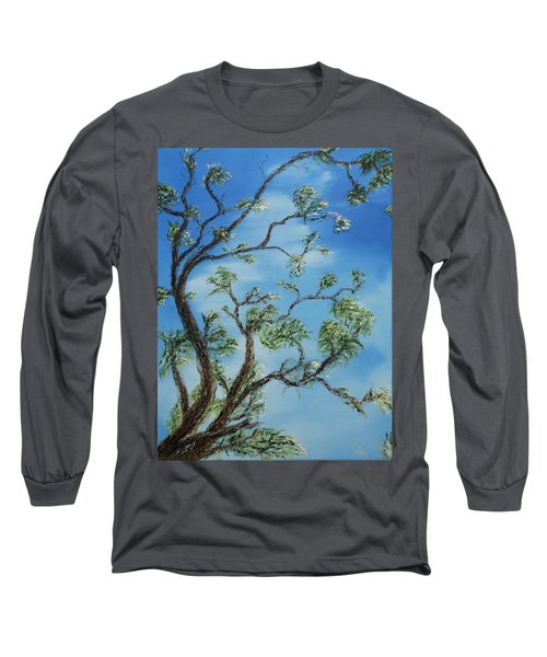 Jim's Tree Long Sleeve T-Shirt