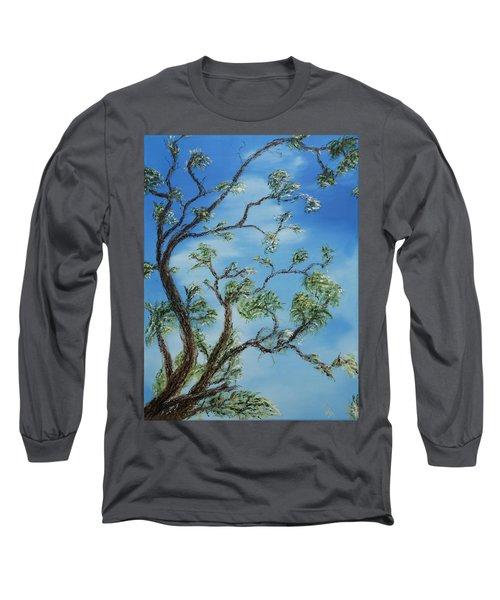 Jim's Tree Long Sleeve T-Shirt