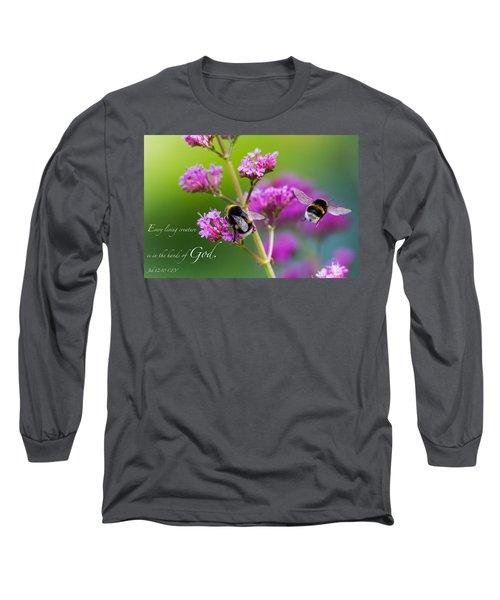 Job 12 10 Long Sleeve T-Shirt