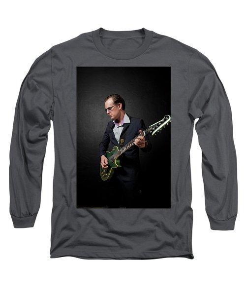 Joe Bonamassa Long Sleeve T-Shirt