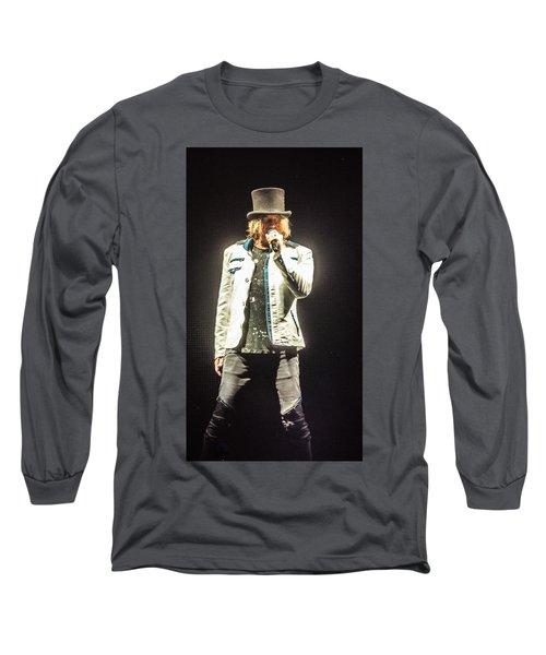 Joe Elliott Long Sleeve T-Shirt