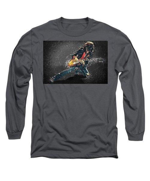 Joe Perry Long Sleeve T-Shirt