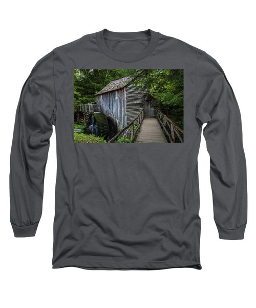 John Cable Mill Long Sleeve T-Shirt