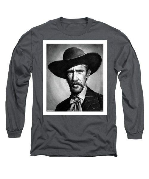 John Carradine Long Sleeve T-Shirt