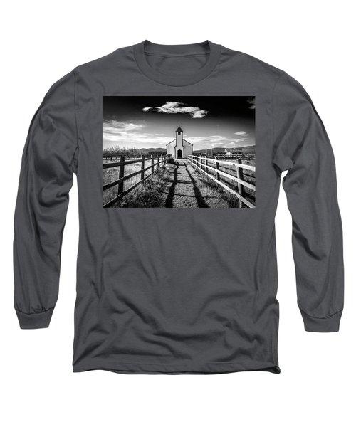 John Mcdougall's Church 002 Long Sleeve T-Shirt
