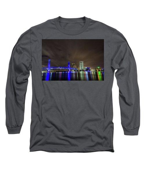 John T. Alsop Bridge Long Sleeve T-Shirt