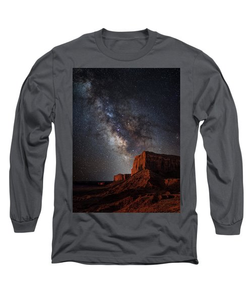 John Wayne Point Long Sleeve T-Shirt by Darren White