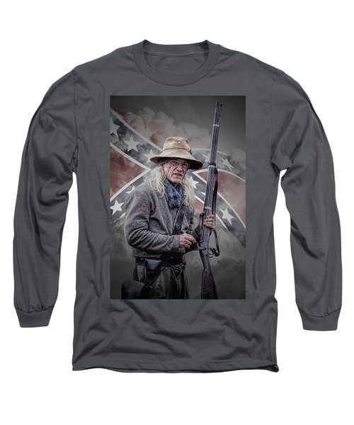Johnny Reb Long Sleeve T-Shirt