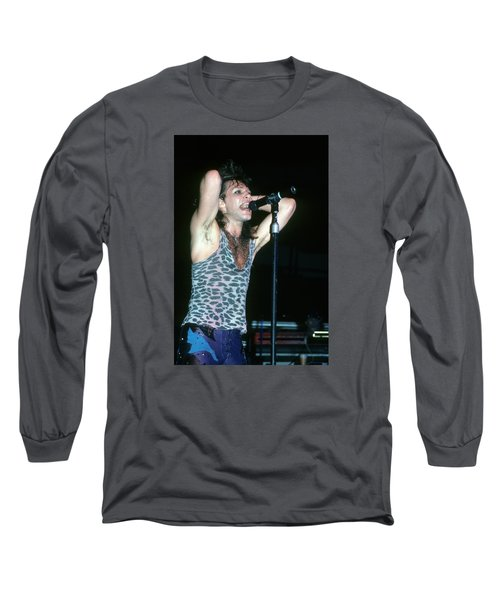 Jon Bon Jovi Long Sleeve T-Shirt