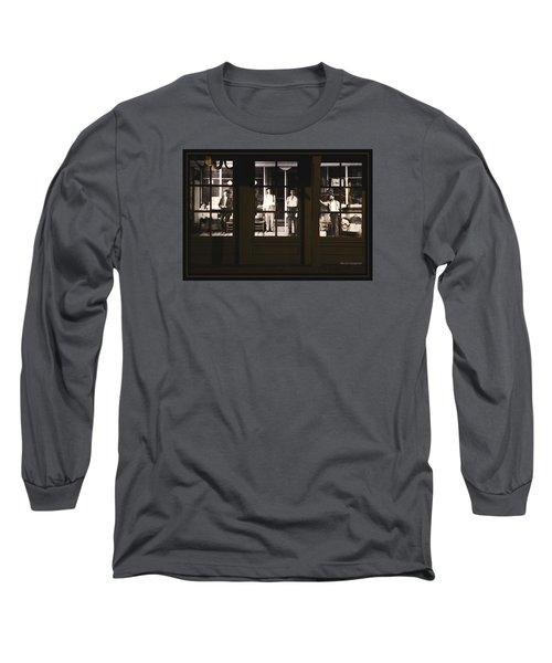 Long Sleeve T-Shirt featuring the photograph Jonesborough Tennessee 15 by Steven Lebron Langston