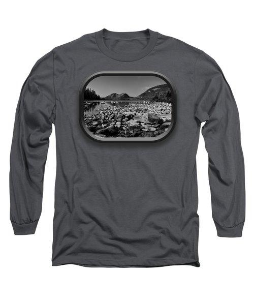 Jordan Pond No.2 Long Sleeve T-Shirt