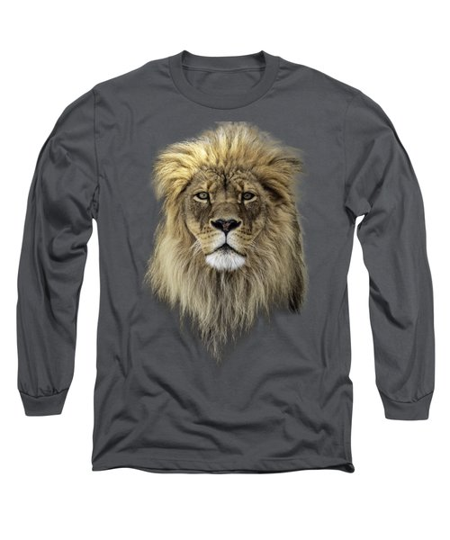 Joshua T-shirt Color Long Sleeve T-Shirt by Everet Regal