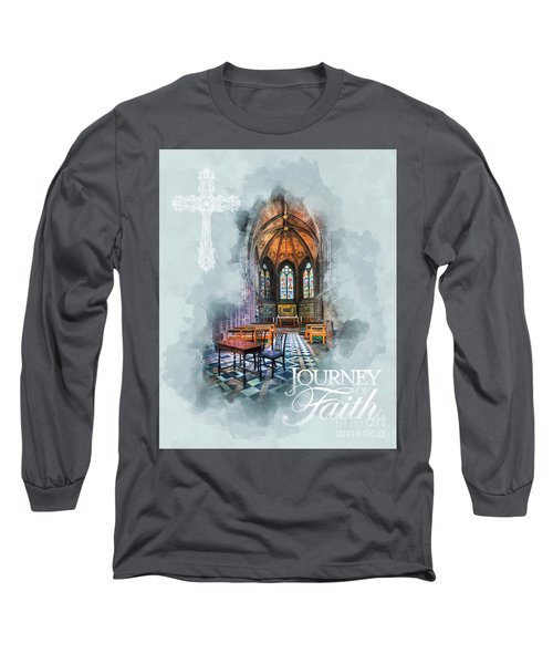 Journey Of Faith Long Sleeve T-Shirt