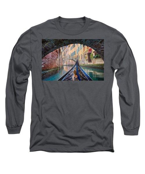 Journey Through Dreams Long Sleeve T-Shirt
