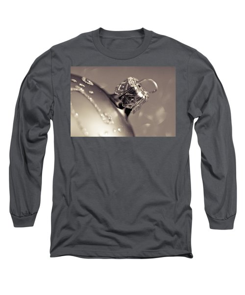 Long Sleeve T-Shirt featuring the photograph Joy Is Coming by Yvette Van Teeffelen