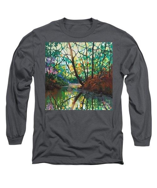 Joyful Morning Long Sleeve T-Shirt