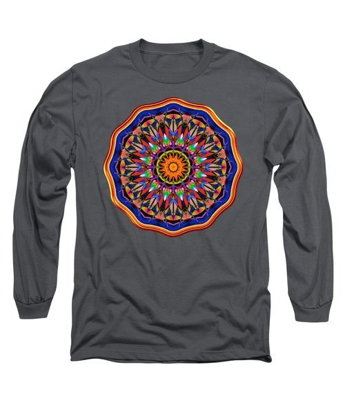 Joyful Riot Long Sleeve T-Shirt