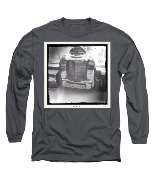 Juke Box Long Sleeve T-Shirt