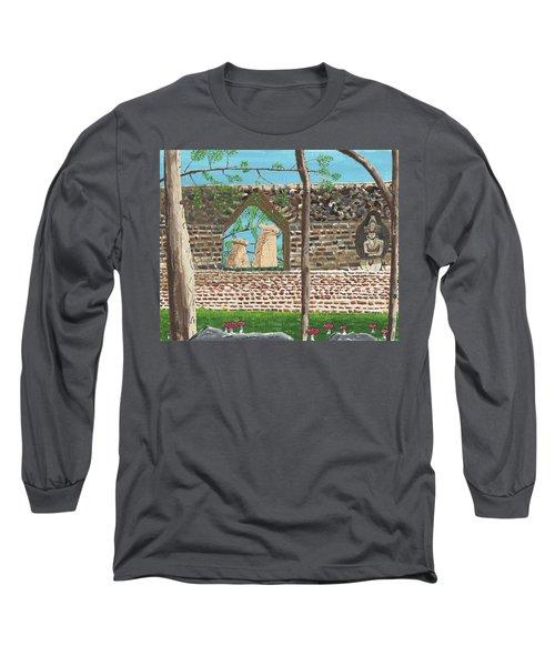 July  Portal Of Enlightenment Long Sleeve T-Shirt