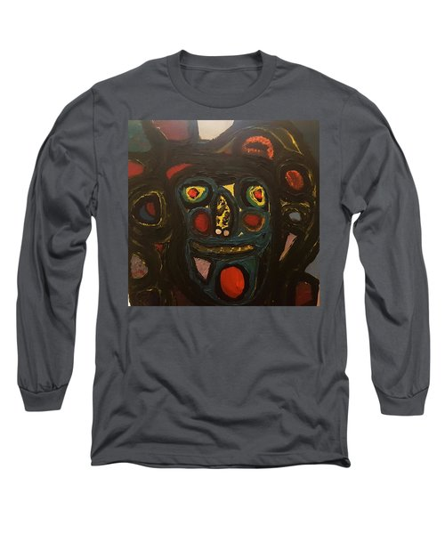Jumbled Mindset Long Sleeve T-Shirt