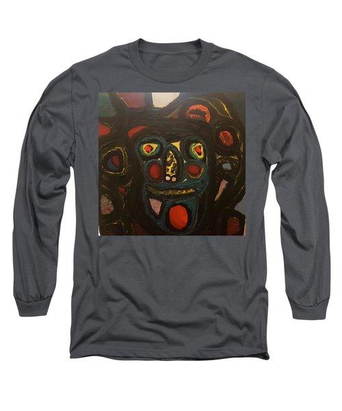 Jumbled Mindset Long Sleeve T-Shirt