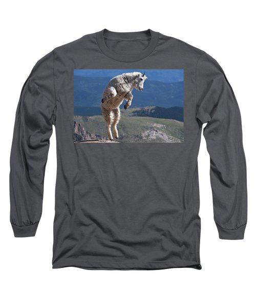 Jump Long Sleeve T-Shirt