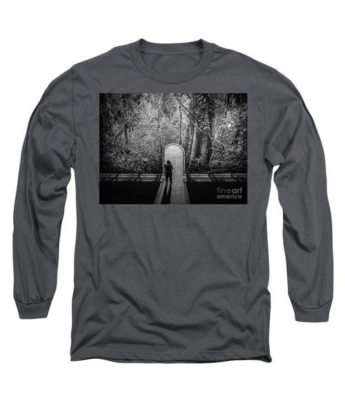 Jungle Entrance Long Sleeve T-Shirt