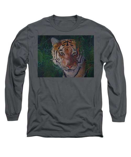 Jungle Eyes Long Sleeve T-Shirt