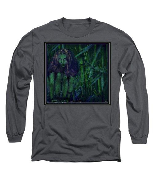 Jungle Fairy Long Sleeve T-Shirt