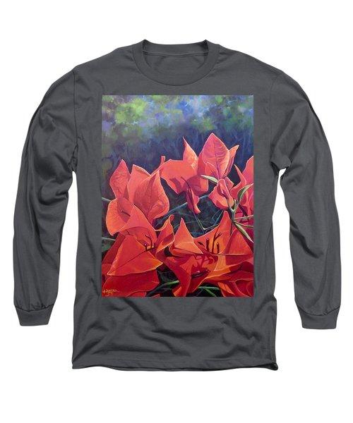 Jungle Fire Long Sleeve T-Shirt