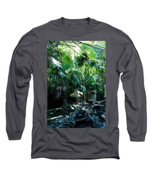 Jungle Sun  Long Sleeve T-Shirt