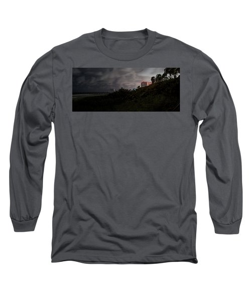 Long Sleeve T-Shirt featuring the photograph Juno Beach by Laura Fasulo