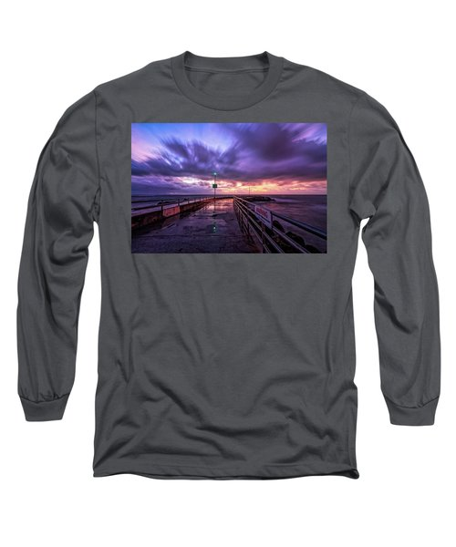 Jupiter Inlet Jetty Long Sleeve T-Shirt