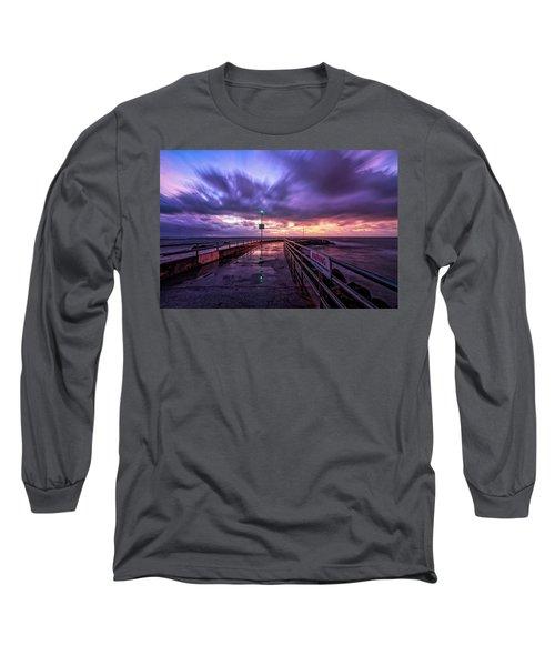 Jupiter Inlet Jetty Long Sleeve T-Shirt