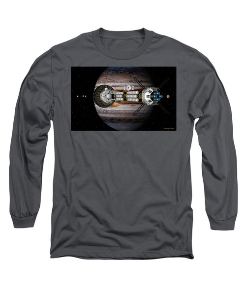 Jupiter Looming Long Sleeve T-Shirt