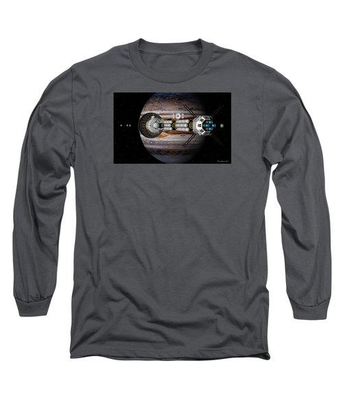 Jupiter Looming Long Sleeve T-Shirt