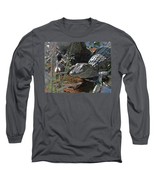Just A Baby Long Sleeve T-Shirt