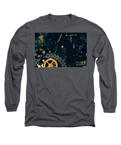 Just A Cog In The Machine 1 Long Sleeve T-Shirt